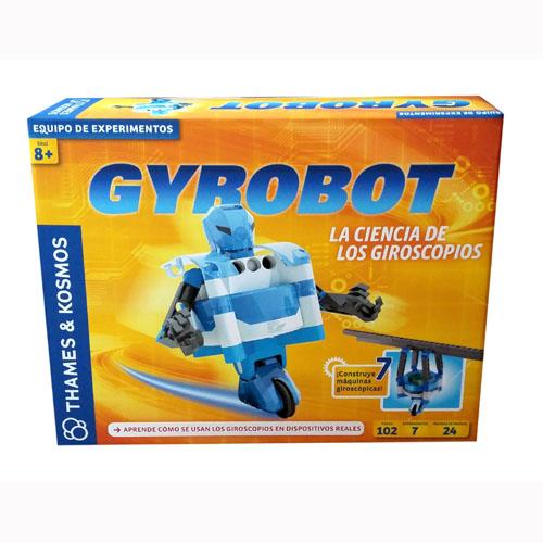 Gyrobot La ciencia de los Giroscopios (sobre pedido)