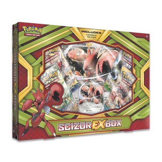 Scizor EX Box ( SOBRE PEDIDO)