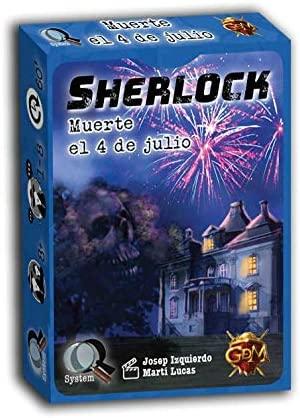 Sherlock: Muerte el 4 de Julio ESPAÑOL (SOBRE PEDIDO)
