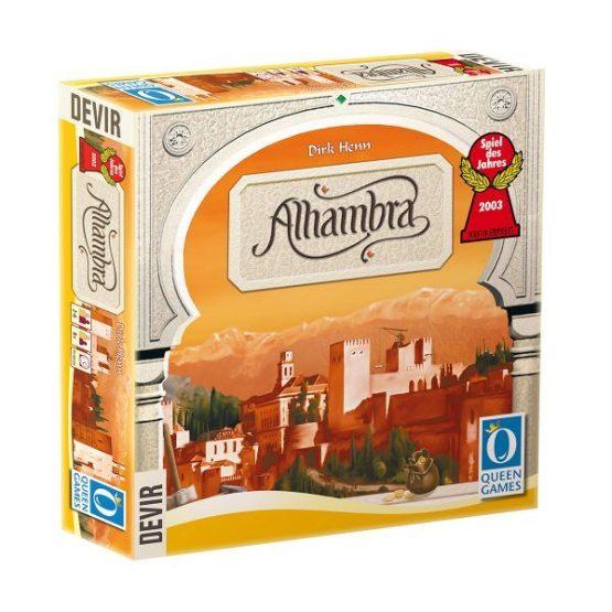 Alhambra – ESPAÑOL (SOBRE PEDIDO)