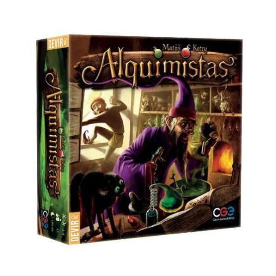 Alquimistas (SOBRE PEDIDO)