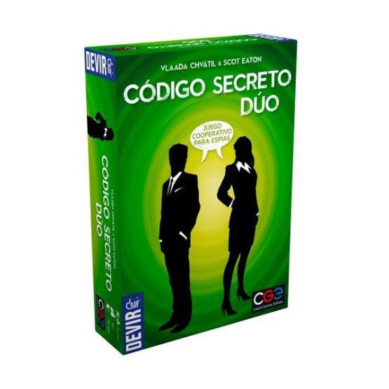 Codigo Secreto: Duo (SOBRE PEDIDO)