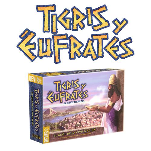 Tigris & Éufrates (6/case) (SOBRE PEDIDO)