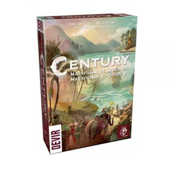 Century – Maravillas del Oriente – ESPAÑOL (SOBRE PEDIDO)