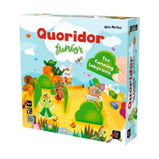 Juego De Estrategia Para Niños – Quoridor Junior