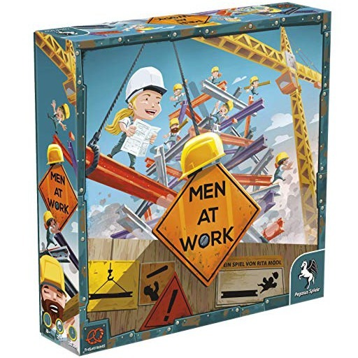 Men at Work – INGLES (SOBRE PEDIDO)