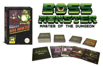 Boss Monster: Master of the Dungeon – INGLES (SOBRE PEDIDO)