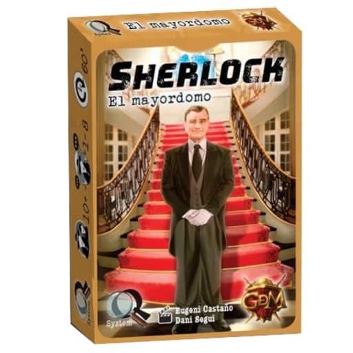 Sherlock: El Mayordomo ESPAÑOL (SOBRE PEDIDO)