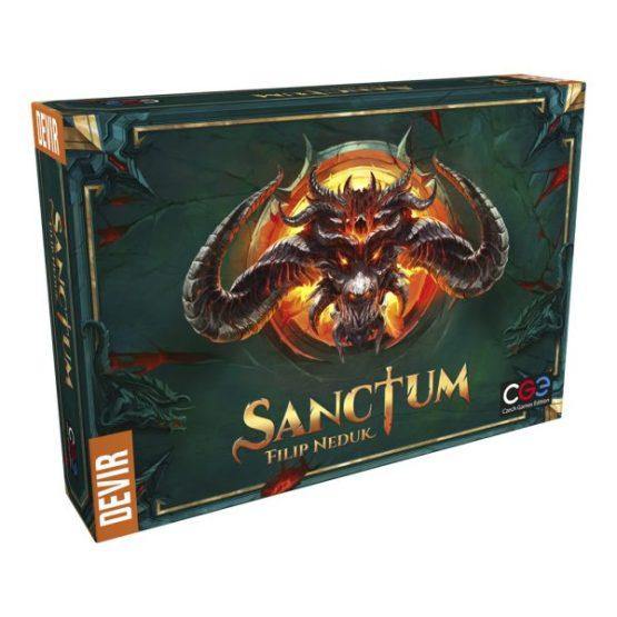 Sanctum – ESPAÑOL (SOBRE PEDIDO)