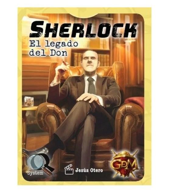 Sherlock: El Legado del Don ESPAÑOL (SOBRE PEDIDO)