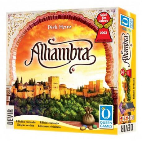 Alhambra 2020 –  ESPAÑOL