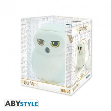 ABYStyle Harry Potter – Taza 3d Hedwig