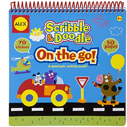 Scribble & Doodle: On the Go!