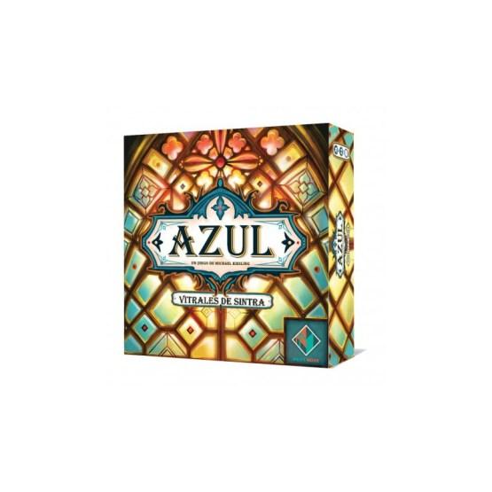 AZUL VITRALES DE SINTRA – EN ESPAÑOL