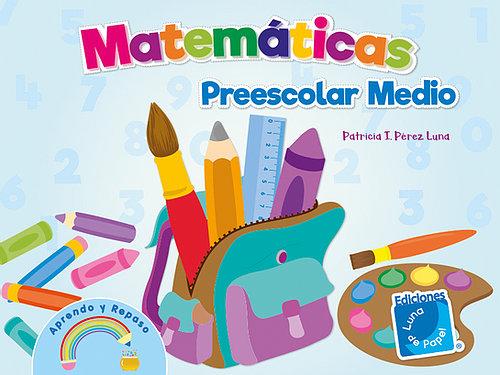 Matemáticas Preescolar Medio