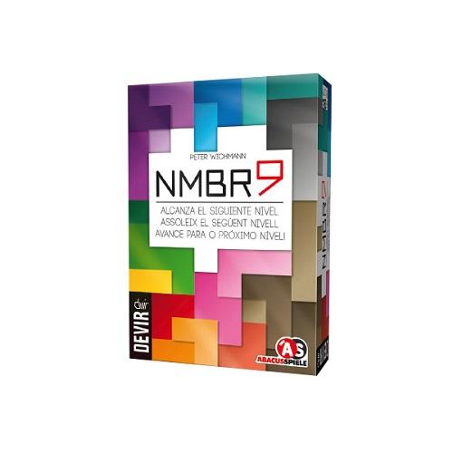 NMBR 9: Alcanza el siguiente nivel