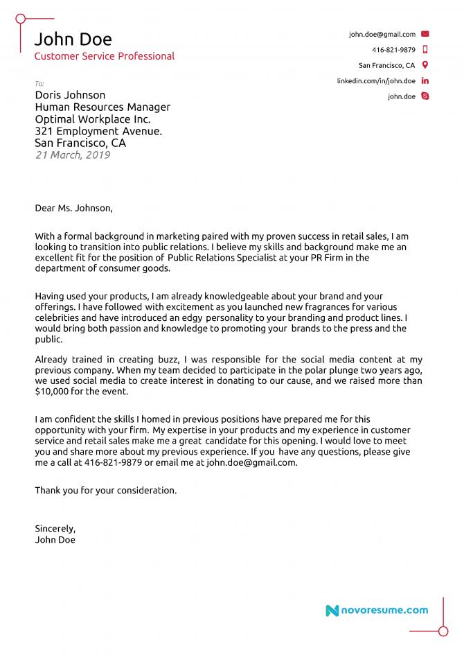 Keywords relevant to letter headed paper of fidelity bank form. Professional Application Letter - Gotilo.org