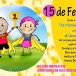 Caminata Día Internacional de Lucha contra el Cáncer Infantil - 15 febrero 2019
