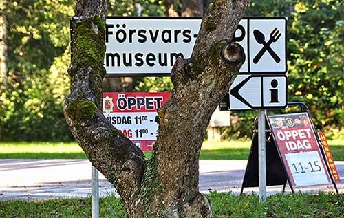 Infart Försvarsmuseum