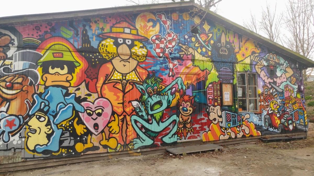 Things to do in Copenhagen: Explore Christiania