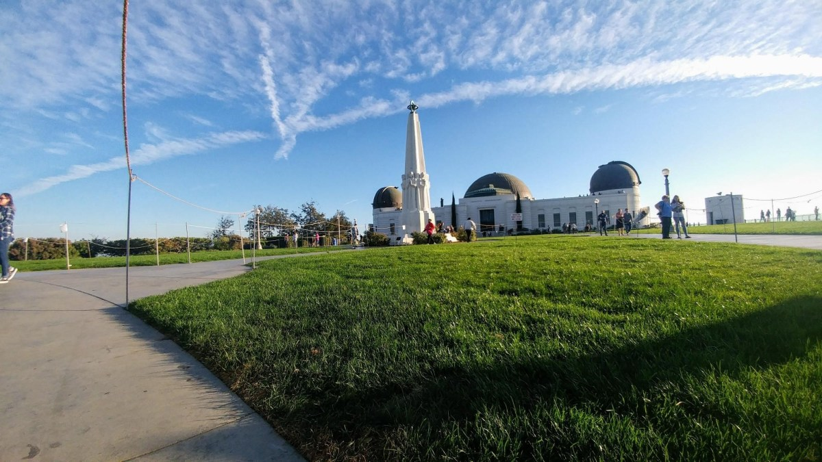US Road Trip : Griffith Observatory, Los Angeles
