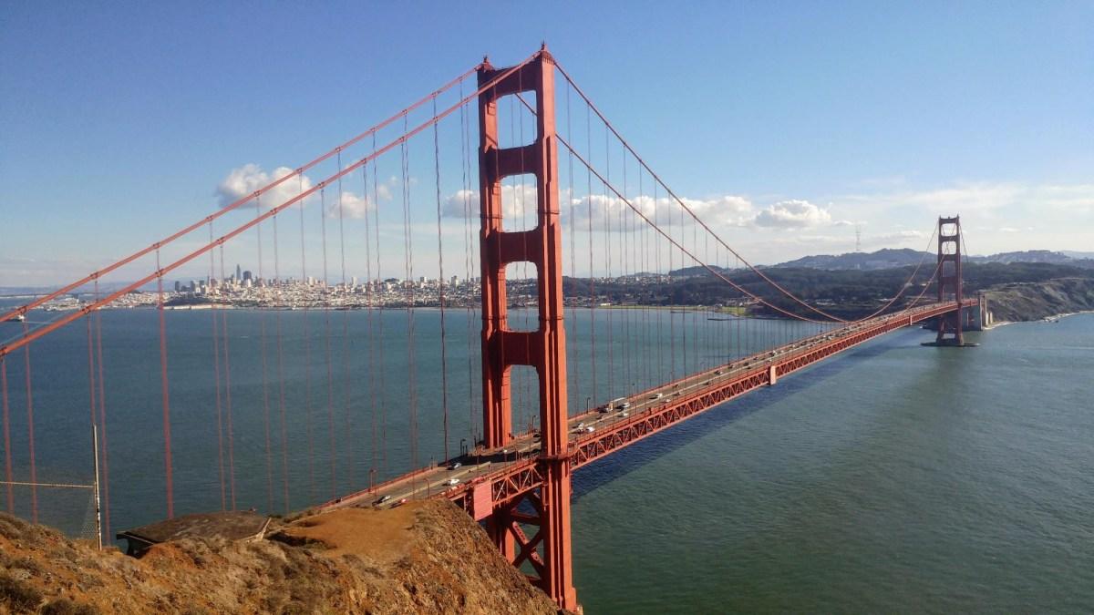 Golden Gate Bridge - San Francisco