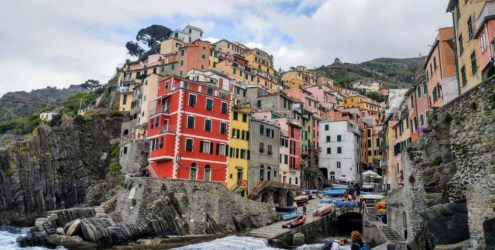 The Cinque Terre Should be on Your Italian Bucketlist