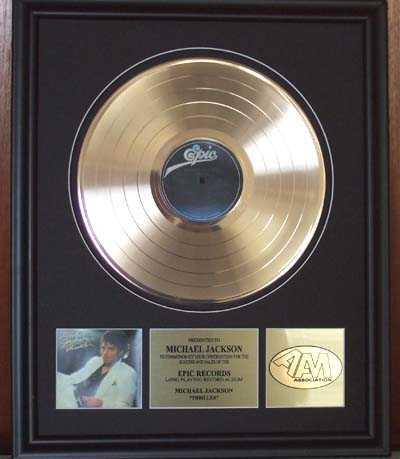 Michael Jackson Platinum For Sale Gotmybook