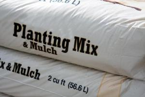 Mulch for Vegetable