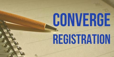 Converge Registration