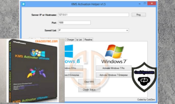 Windows KMS Activator Ultimate Crack v5.5 For Windows & Office Download 2021