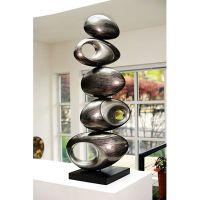 Rock Five Ball Modern Sculpture   Gotofurniture