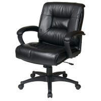 Leather Chairs, Comfy To Use, Comfy To Maintain #66 ...