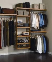 Latest Closet Shelving Ideas #23 | Furniture Ideas