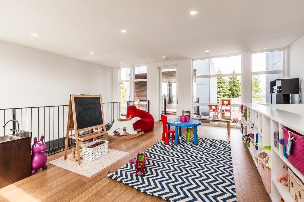 modern kids playrooms Seven Modern Kids Playrooms Tips You