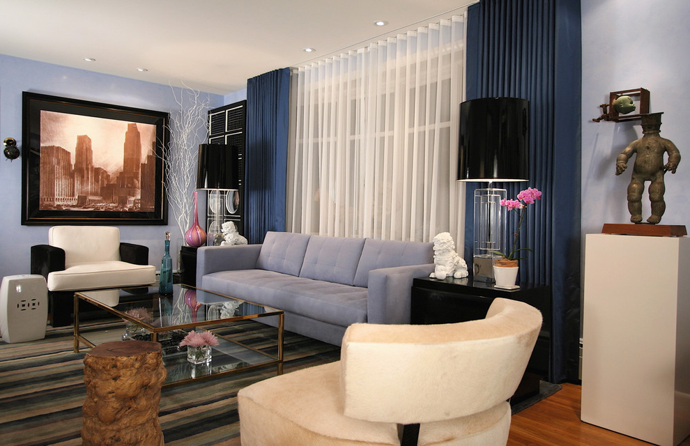 Latest Curtain Design Trends For Living Room 684  Living