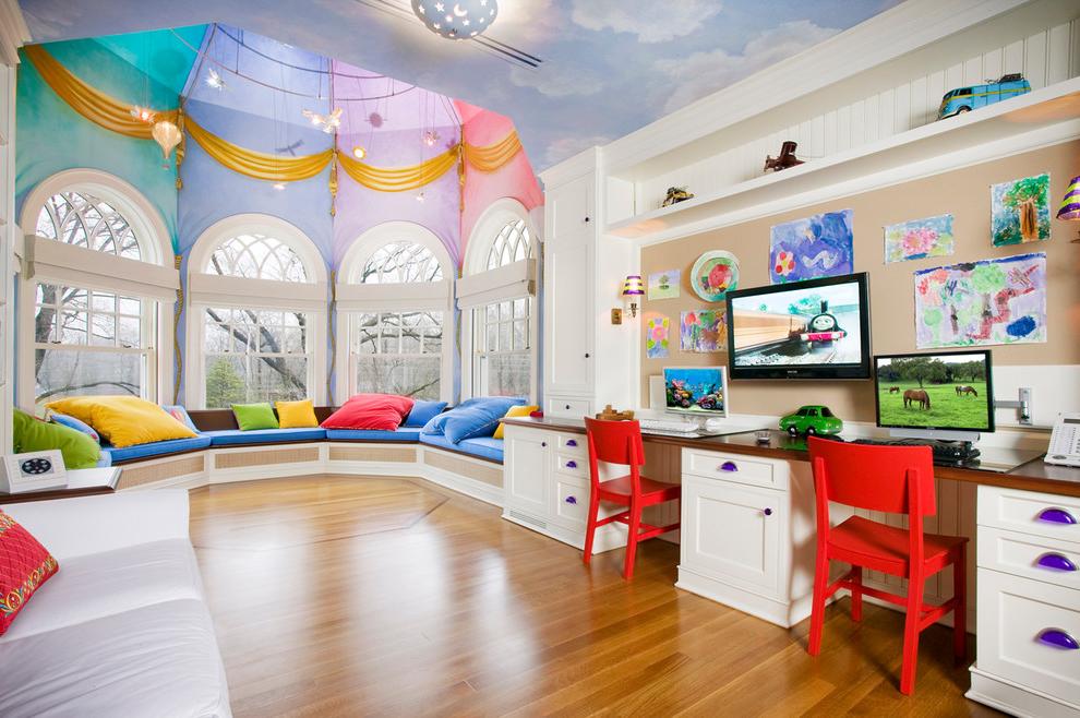 2014 Kids Playrooms Decorating Ideas 629  Tips Ideas