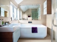 Deluxe Modern Bathroom Interior Ideas #688   Bathroom Ideas