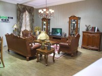 Real Wood Living Room Furniture. walker edison furniture ...