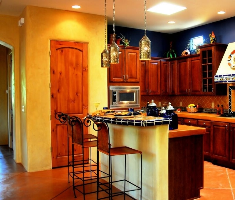 Interior Color For Mexican Themed Kitchen 731 Kitchen Ideas