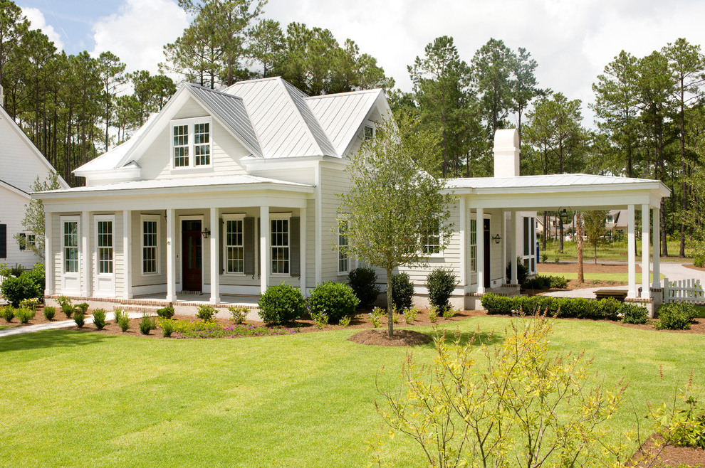 Exterior Gorgeous House Exterior Paint Colors Ideas #11 Of 12