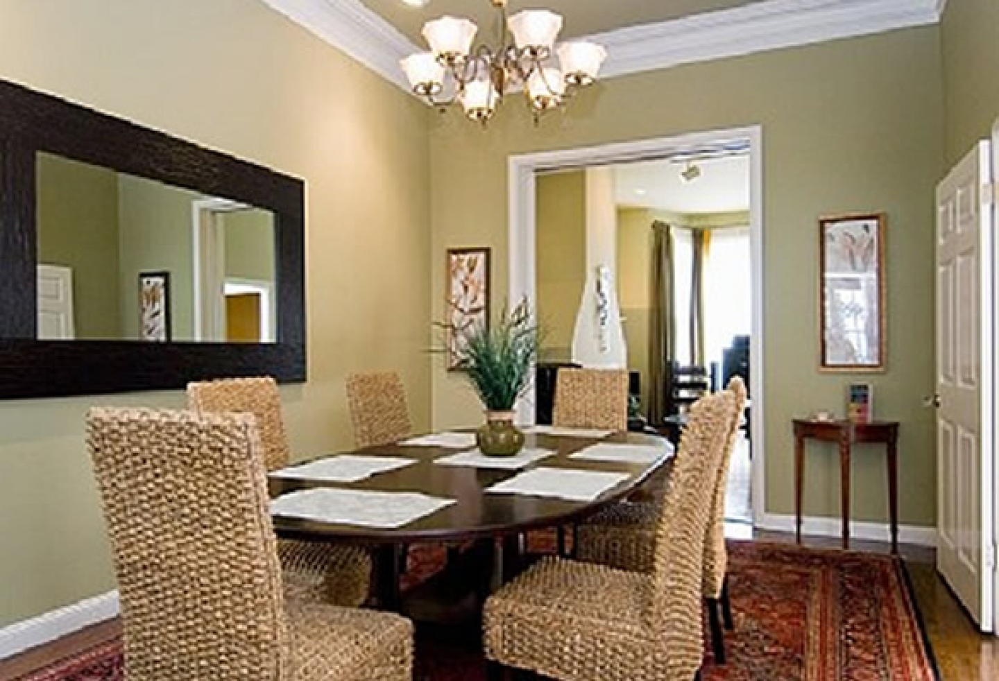 Decorating A Small Dining Room 2462  Dining Room Ideas