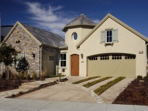 French Country Exterior House Colors