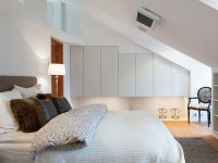 Deluxe Attic Bedroom Interior Design #7734   House ...