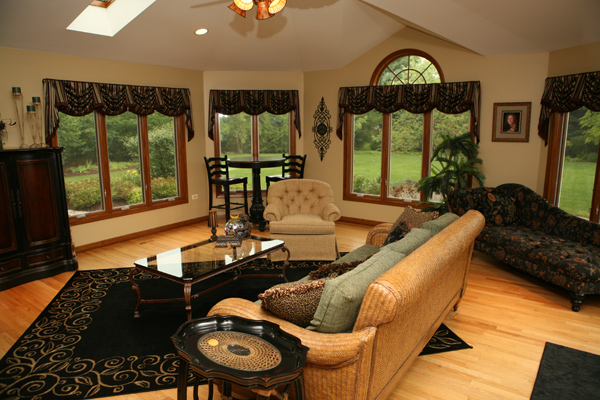 Large Living Room Furniture Decoration Ideas #5509