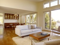Minimalist Living Room Combination With Dining Room #5872 ...