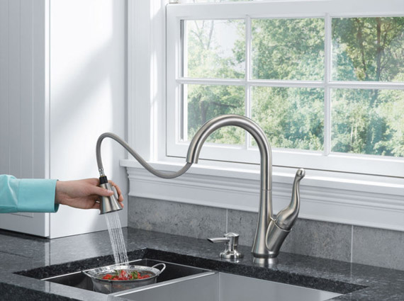 Modern Kitchen Faucets Ideas 5556  House Decoration Ideas