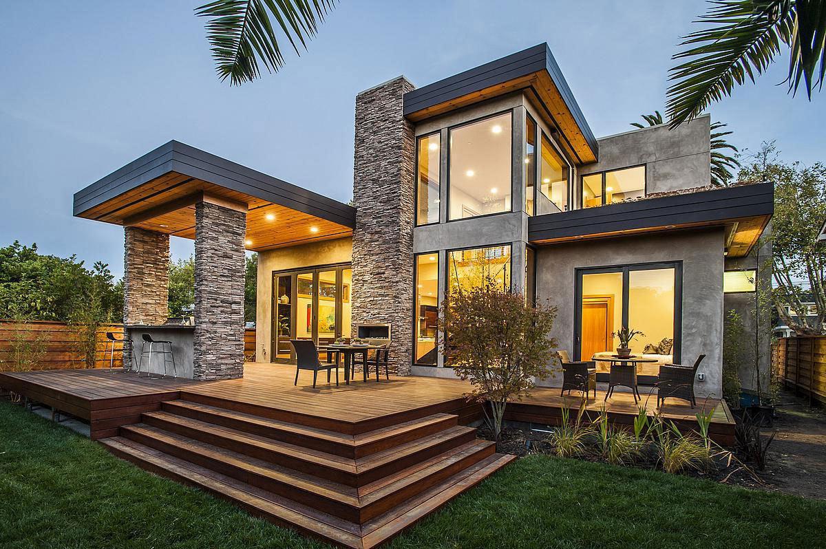 Modern Minimalist Exterior 8698  House Decoration Ideas
