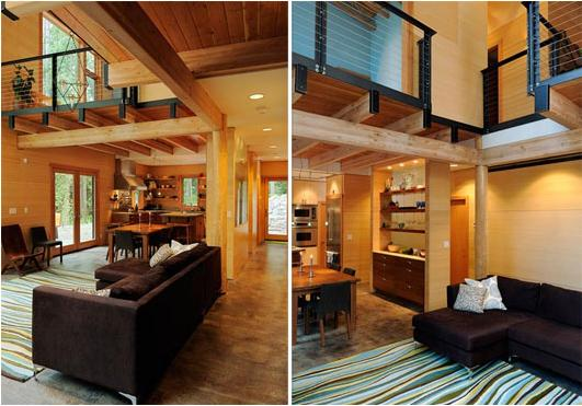 Wooden House Interior Design Ideas #7448 House Decoration Ideas