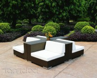 Modern Outdoor And Patio Furniture Decoration #13984 ...